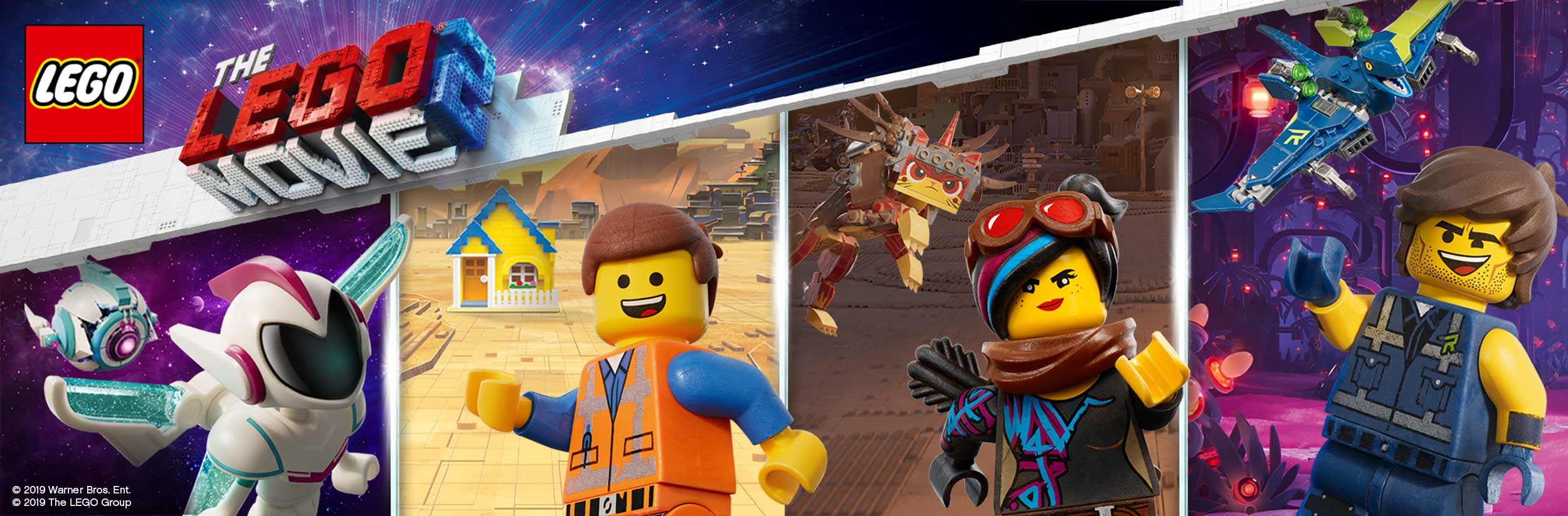 The Lego Movie 2 bei VEDES