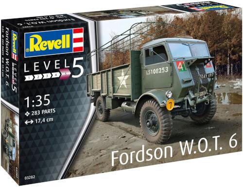 REVELL Model W.O.T. 6 1:35