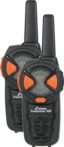 stabo freecomm 100 PMR Funkhandy, 3-5 km