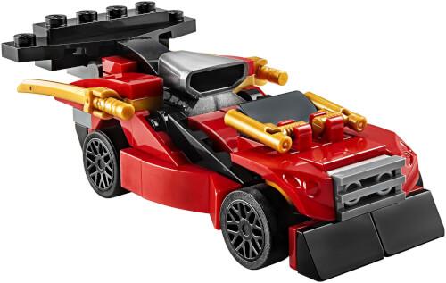 LEGO® NINJAGO 30536 Kombi-Flitzer