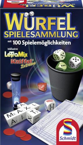 Schmidt Spiele Würfel Spielesammlung