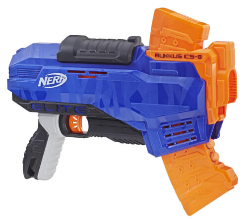 Hasbro E2654EU4 Nerf N-Strike Elite RUKKUS ICS 8