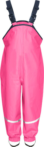 Playshoes Regenlatzhose, pink, Gr. 86