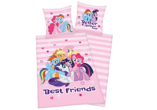 My Little Pony Bettwäsche 135x200cm 4436228050 Jetzt Kaufen