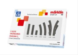 Märklin 24904 Märklin Start Up Wagen-C Gleis C4