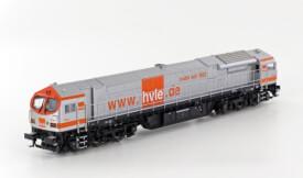 H0= Diesellok Blue Tiger HVLE Mehano