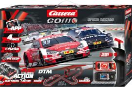 CARRERA GO!!! PLUS - DTM Speed Record
