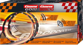 Carrera GO!!! Plus - LED-Looping-Set inkl. Sound, 1:43, ab 6 Jahre