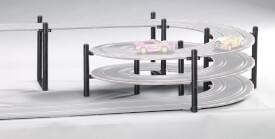 Carrera 3D-Stützensystem, 1:43, ab 6 Jahre