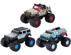 Mattel FMY48 Matchbox Jurassic World 1:24 Truck Sortiment