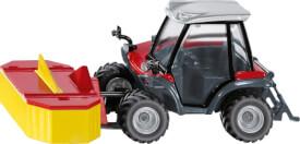 Modellauto, ''Aebi TerraTrac TT211 rot'', Maßstab 1:32