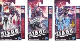 Hasbro E3431EU4 Transformers Generations WFC Siege Battle Masters