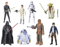 Hasbro E5648EU4 Star Wars SWU STORY IN A BOX AST