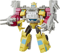 Hasbro E4329ES0 Transformers Spielzeuge Cyberverse Spark Armor Bumblebee Action-Figur