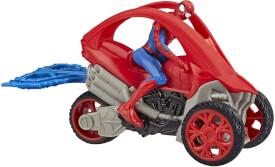 Hasbro E77395X0 Marvel Spider-Man: Spider-Man Stunt Fahrzeug