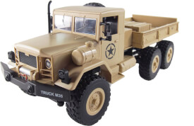 U.S. M35 Militär LKW 6WD RTR 1:16, sandfarben