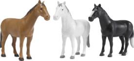 Bruder 02306 Pferd  (4 Farben sortiert), ab 3 Jahren, Maße: 18,5 x 4,6 x 13,7 cm, Kunststoff
