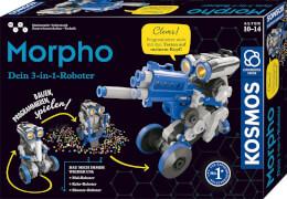Kosmos Morpho - Dein 3-in-1 Roboter