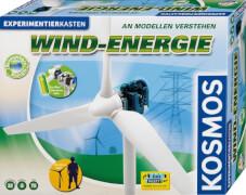 KOSMOS Experimentierkasten Wind-Energie Relaunch 2015