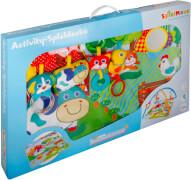 SpielMaus Baby Activity Spieldecke und Spiegel
