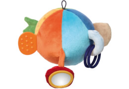 Sigikid 41868 Ball bunt Blue Collection