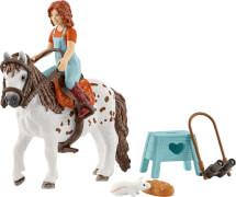 Schleich 42518 Horse Club Horse Club Mia & Spotty