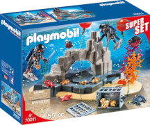 Playmobil 70011 SuperSet SEK-Taucheinsatz