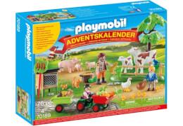 PLAYMOBIL 70189 Adventskalender ''Auf dem Bauernhof''