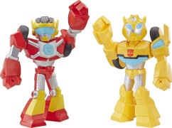 Hasbro E4131EU4 Transformers MEGA MIGHTIES AST