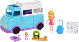 Mattel FTP74 Polly Pocket Abenteuer-Camper