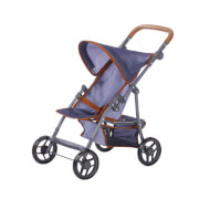 Puppenbuggy Liba - dark blue