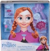 Smoby Frozen Frisierkopf Anna