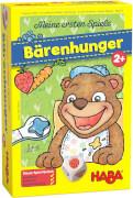 HABA - Meine ersten Spiele - Bärenhunger, für 1-3 Spieler, ca. 5 min, ab 2 Jahren