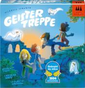 Schmidt Spiele DREI MAGIER SPIELE Geistertreppe - Kinderspiel des Jahres 2004