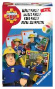 Ravensburger 234646 Feuerwehrmann Sam Würfelpuzzle, Mitbringspiel