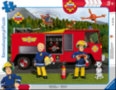Ravensburger 061693 Rahmenpuzzle Rettung durch Sam 8 Teile