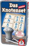 Schmidt Spiele Das beliebte Knotenset Bring-Mich-Mit-Spiele in der Metalldose
