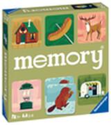 Ravensburger 20613 Camping Adventures memory®D/F/I/NL/E/EN