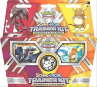 Pokémon Sonne & Mond Trainer Kit 10