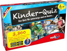 Simba Noris Kinderquiz für schlaue Kids blau