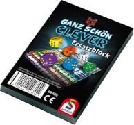 Schmidt Spiele 49355 Ganz schön clever!-Einzelblock