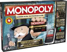 Hasbro B6677149 Monopoly Banking Ultra - Schweiz Version