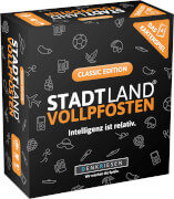 STADT LAND VOLLPFOSTEN: Das Kartenspiel # Classic Edition