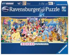 Ravensburger 151097  Puzzle Disney Gruppenfoto 1000 Teile