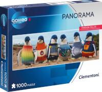 Clementoni Puzzle Galileo Big Pictures Pinguin Pullis 1000 Teile