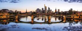 Ravensburger 15162 Puzzle: Frankfurt am Main, 1000 Teile