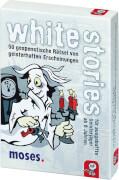 moses black stories Junior - white stories - 50 gespenstische Rätsel von geist