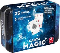 ASS Zauberkarten - Carta Magic, 25 Tricks.Kartenspiel