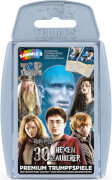 Winning Moves Top Trumps - Harry Potter 30 Hexen und Zauberer