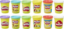Hasbro E5891EU5 Play-Doh CLASSIC CAN COLLECTION